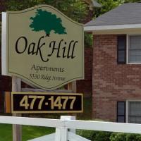 OAK Sign Close Up