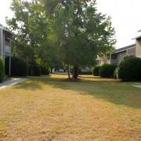 SWD courtyard